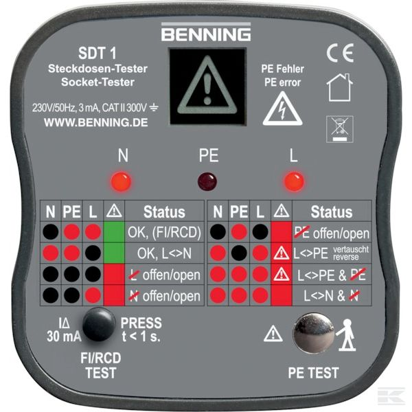 020053+Socket tester SDT1