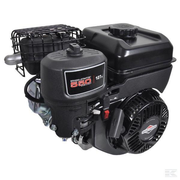 "0831321112H1Мотор H сер. 550 3/4"", шп.кан."