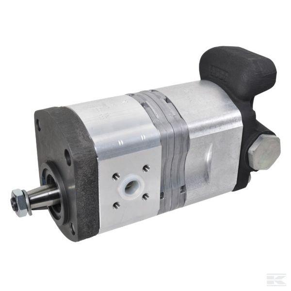 0510465339Насос гидравлический двойной Bosch