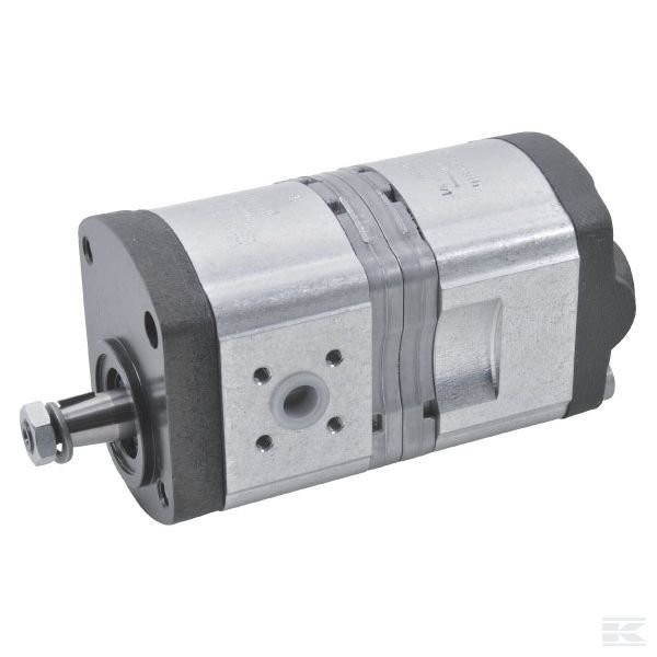 0510465349Насос гидравлический двойной Bosch