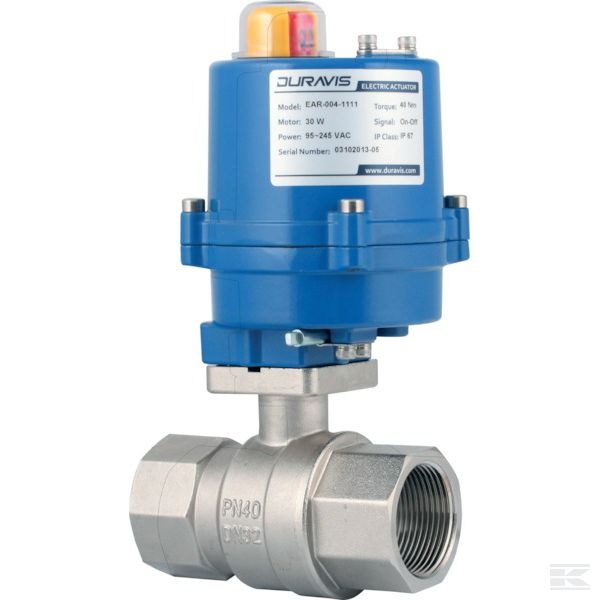 "BLV015ACT +Ball valve 1/2"" electric"