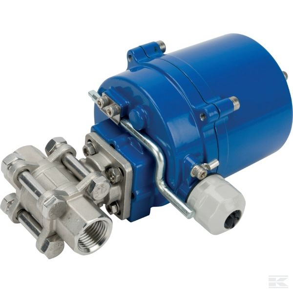 """BLV015SSACT24VACDC+Ball valve 1/2"""" electric"""