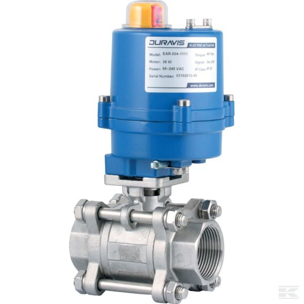 "BLV015SSACT +Ball valve 1/2"" electric"