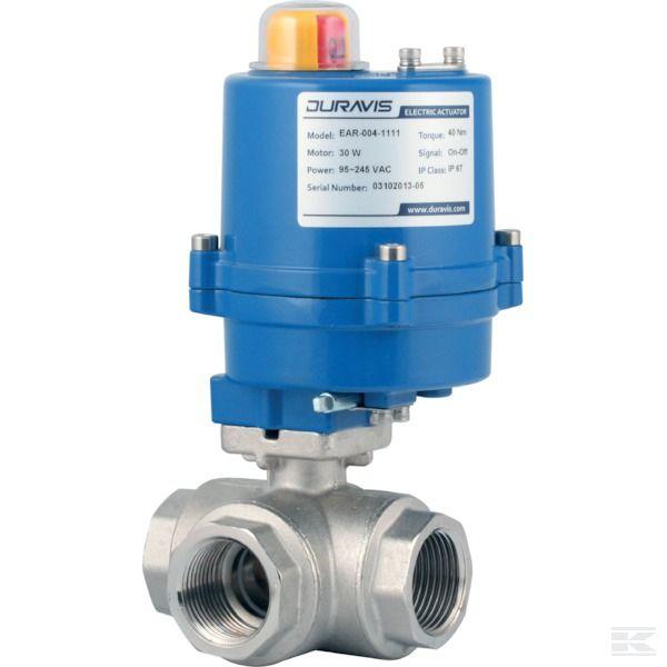 "BLV015LACT+Ball valve 1/2"" electric"