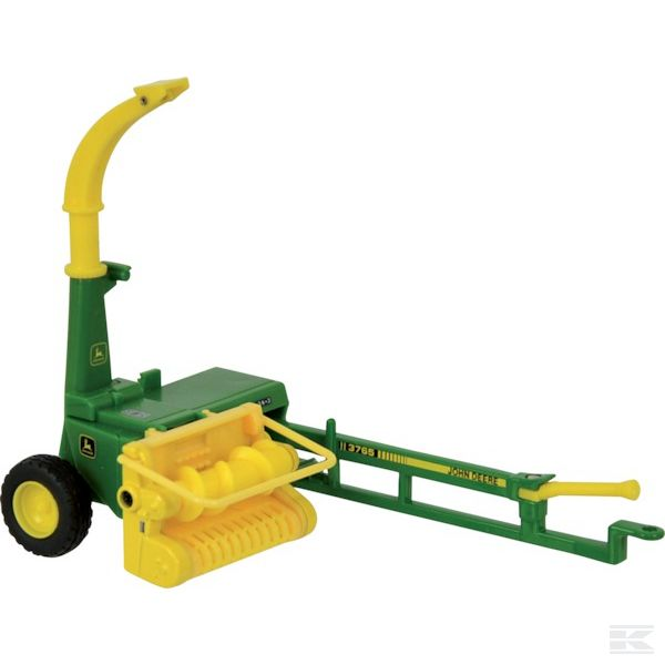 B43152A1 +John Deere trailed  harvester