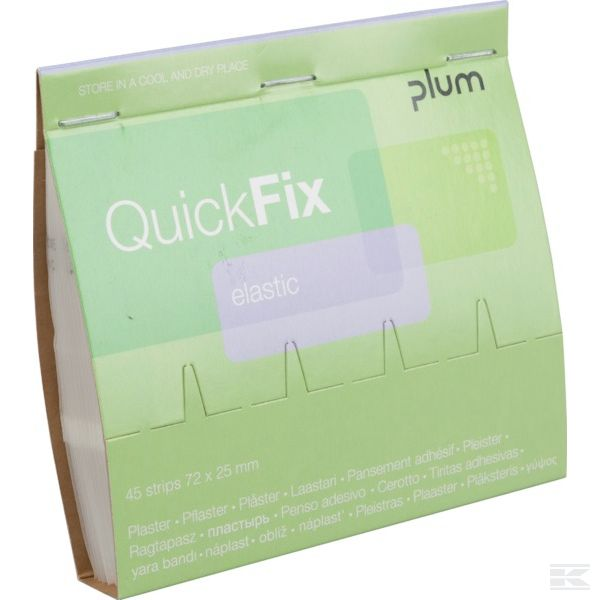 PLUM5512+QuickFix Elastic Fab. 45 pla
