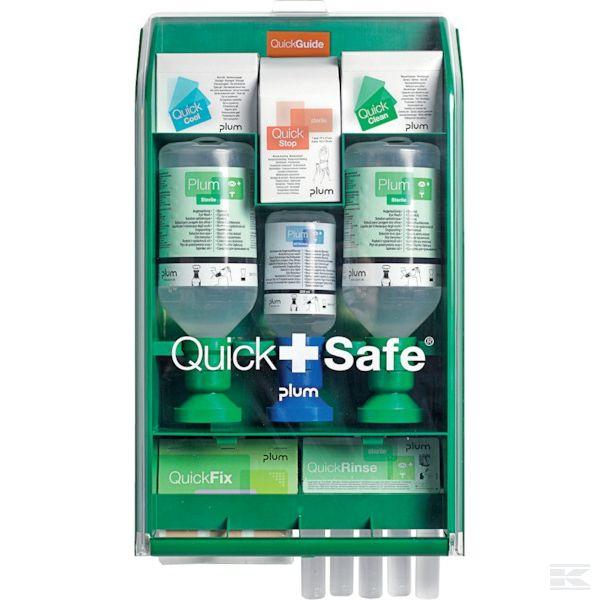 PLUM5174+QuickSafe Box Complete IP55