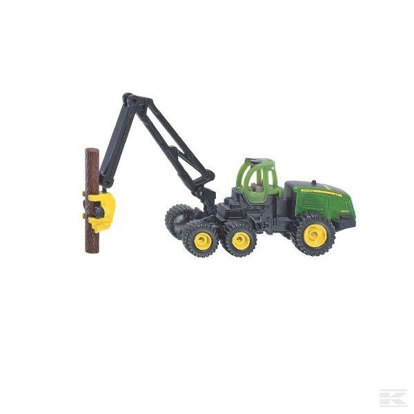 S01652John Deere Harvester
