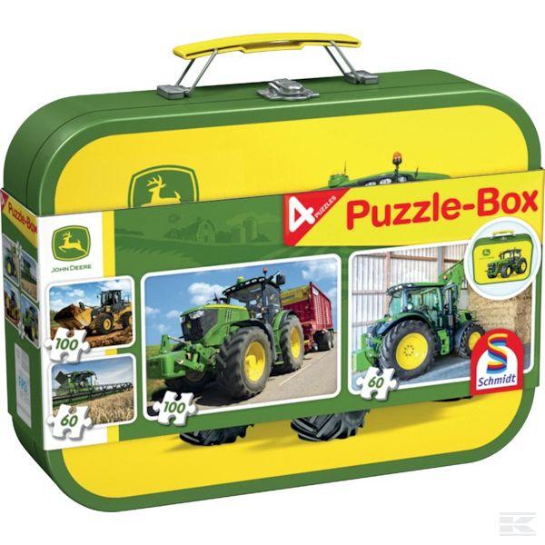 SH56497+Puzzle JD 2x60 / 2x100 pcs