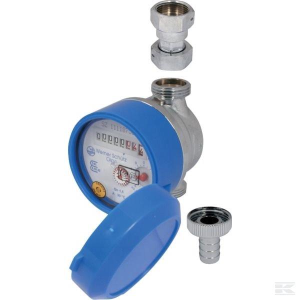 WM010+Water meter 1''