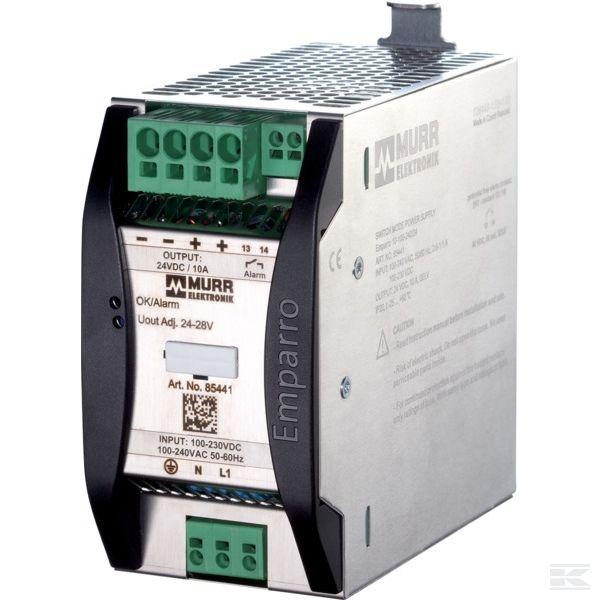 85441Электропит. 230VAC/24VDC 10A