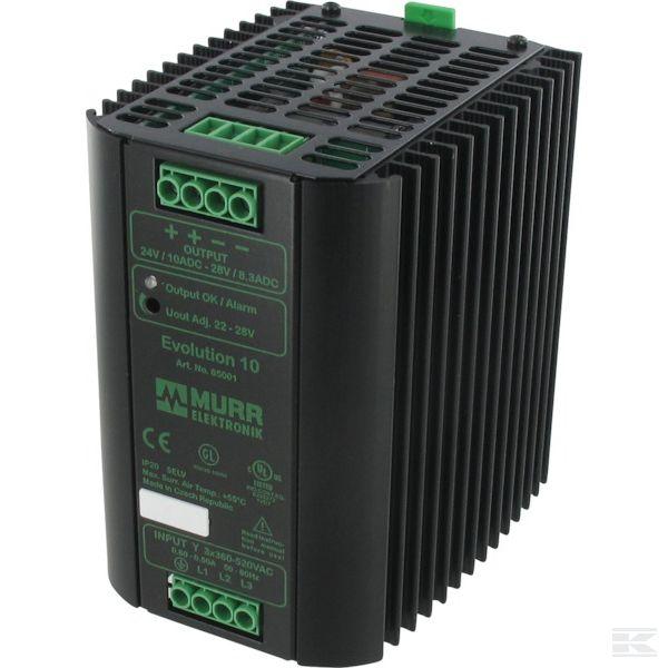 85001Электропит. 400VAC/24VDC 10A