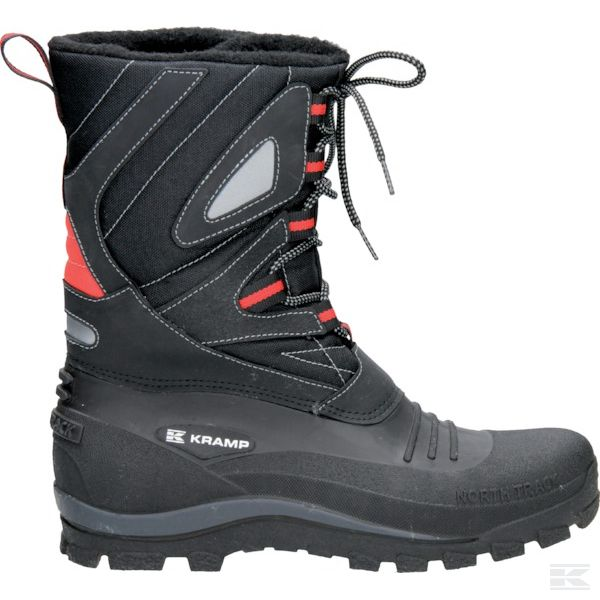 KF1966201046+Canadian boot black size  046